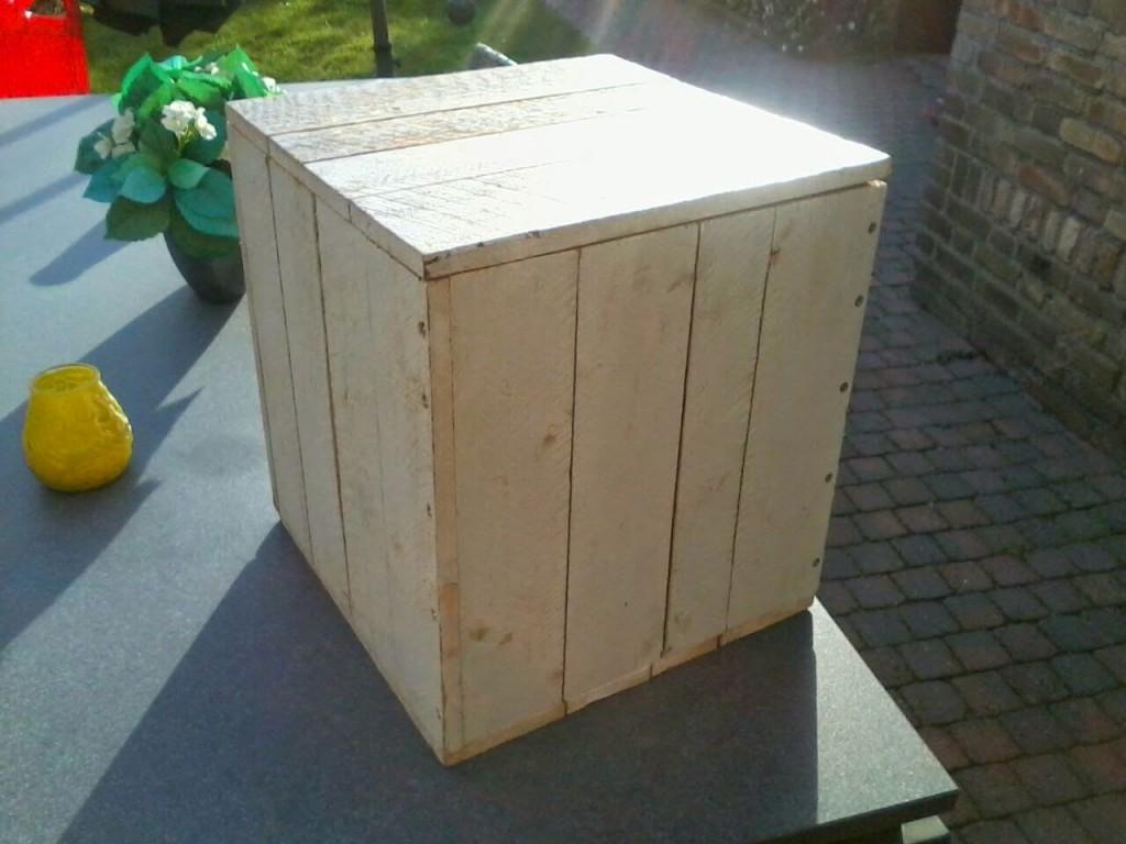 Verwonderend DIY Houten Kerstboom - Mieksmind.nl FE-54