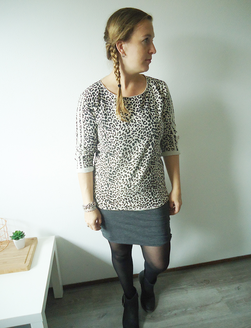 herfst outfit trui