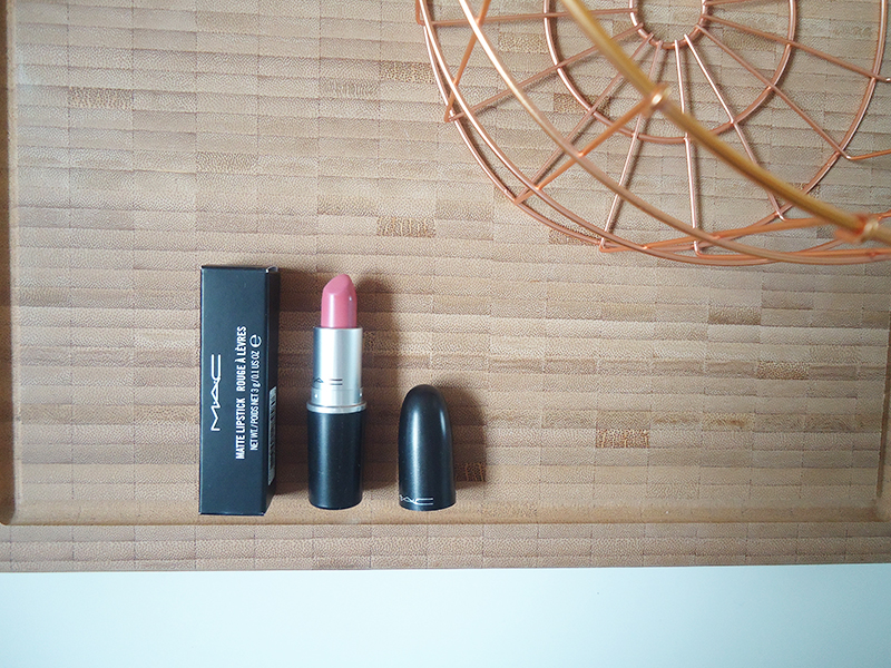 mac lipstick please me
