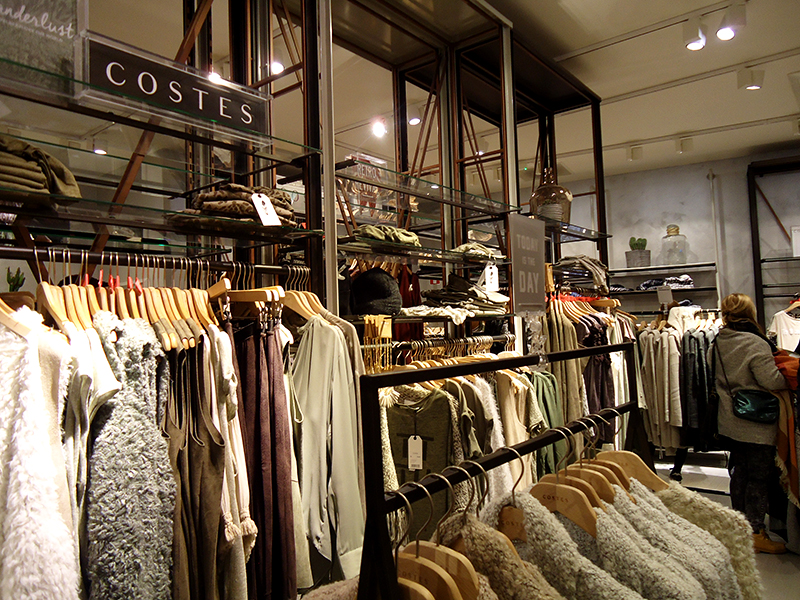 costes shopping night 1