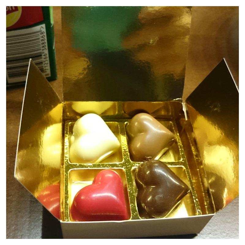 hartjes bonbons