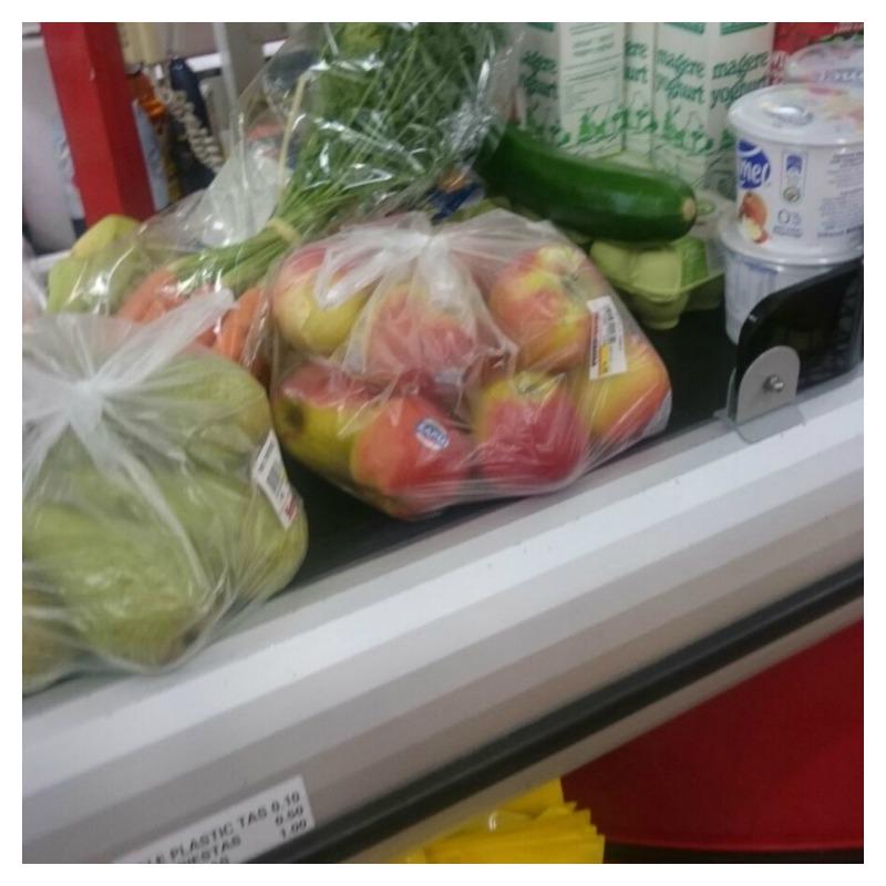 boodschappen fruit