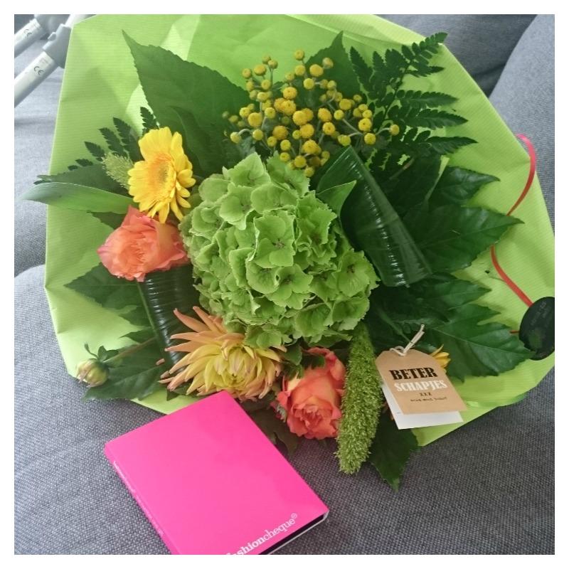bloemen fashioncheque