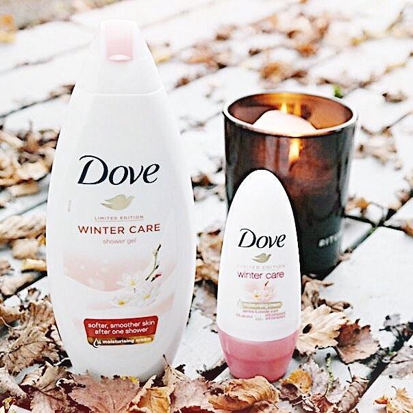 Deze Dove Winter Care producten staan nu online Fijne woensdaghellip