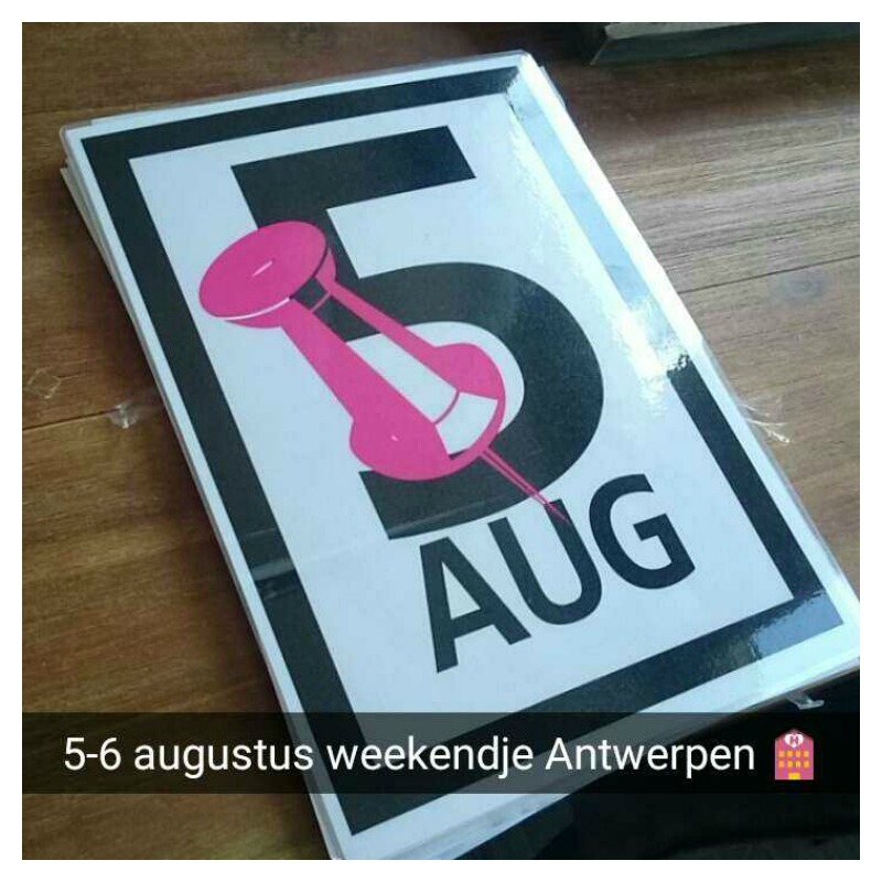 5 augustus