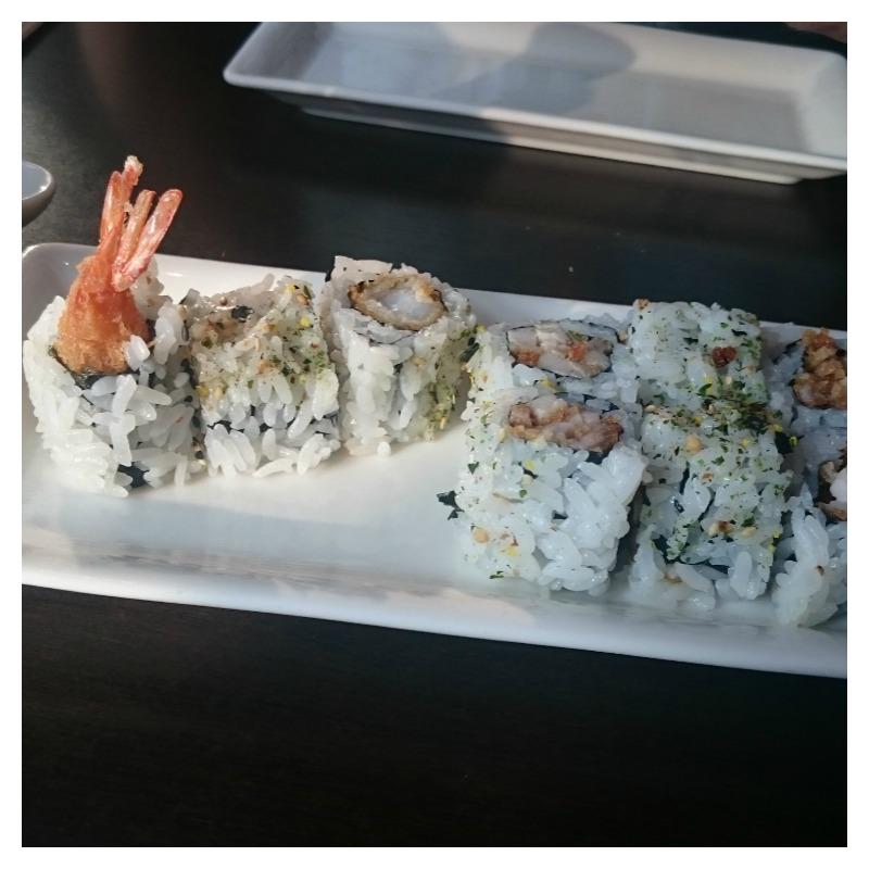 sushi shintori