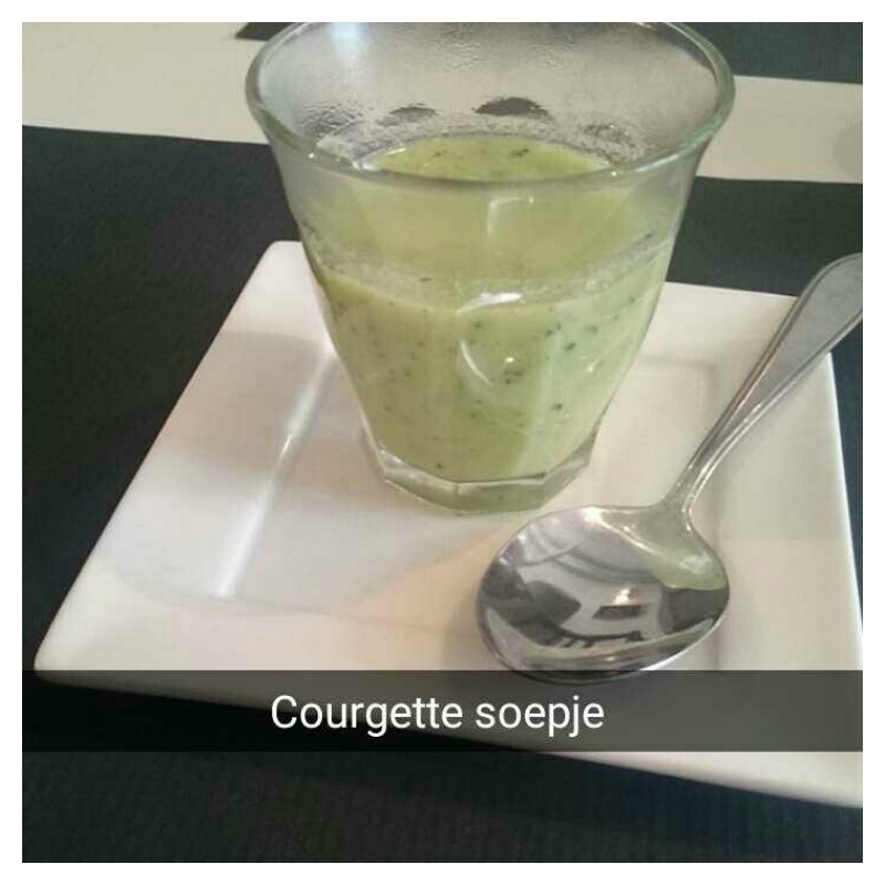 courgette soep