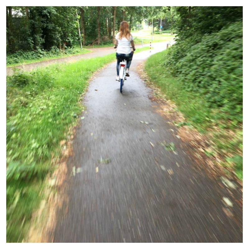 mieke fiets