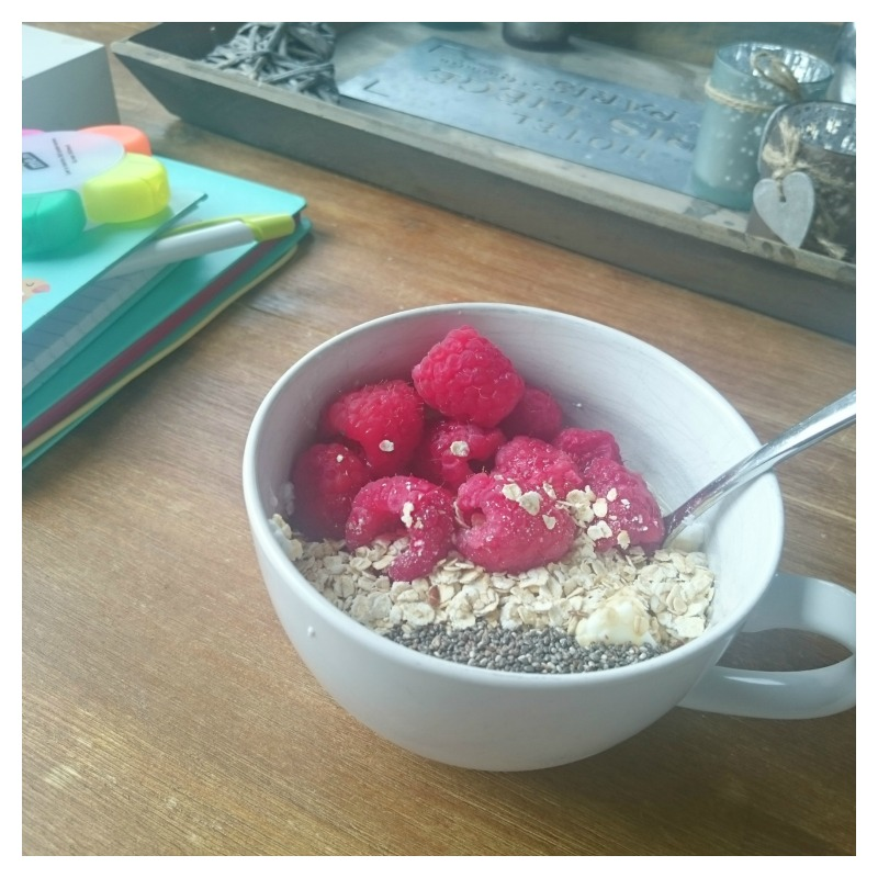 ontbijt griekse yoghurt