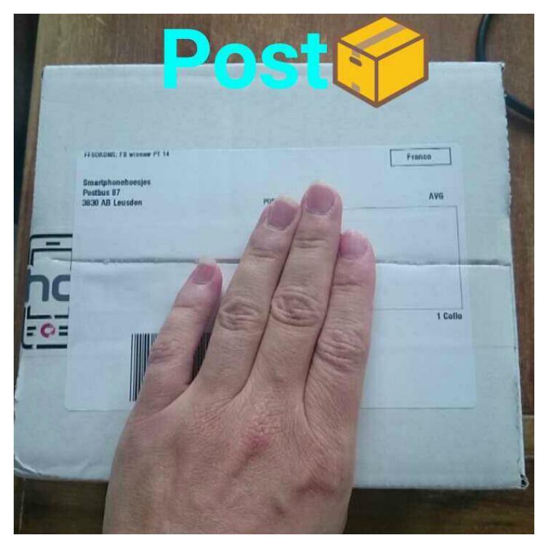 pakketje