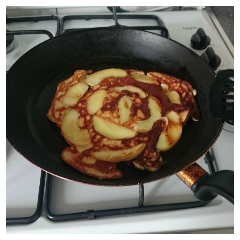 appel pannenkoek