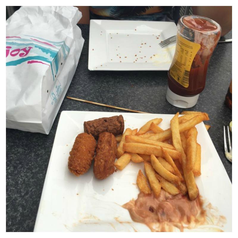 friet snacks