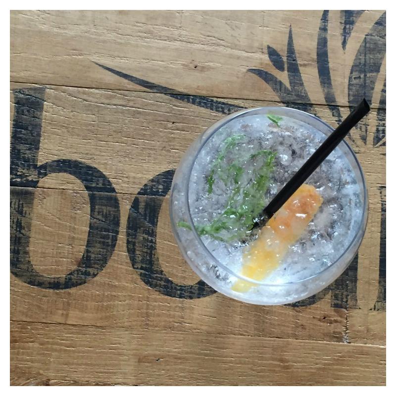 gin tonic drankje