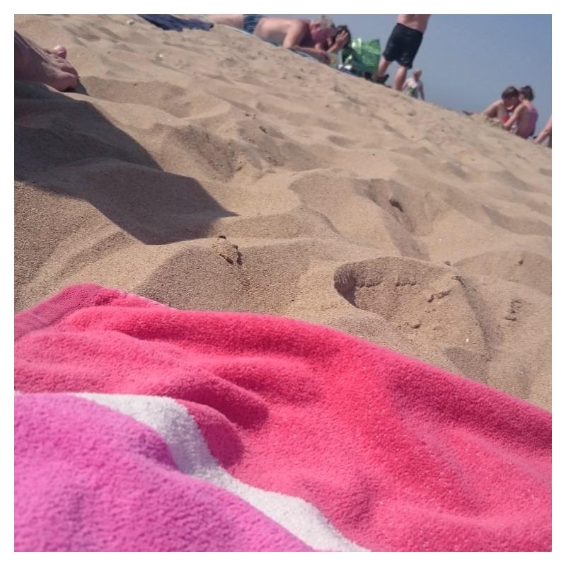 handdoek zee