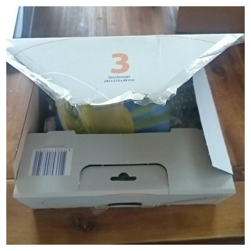 pakket post