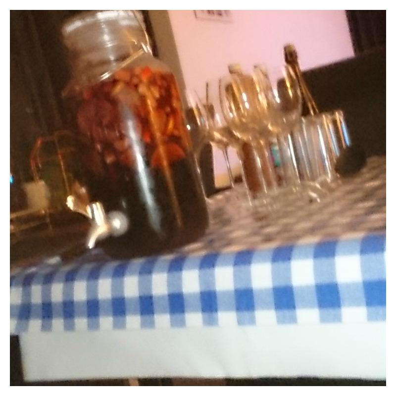 sangria-jar