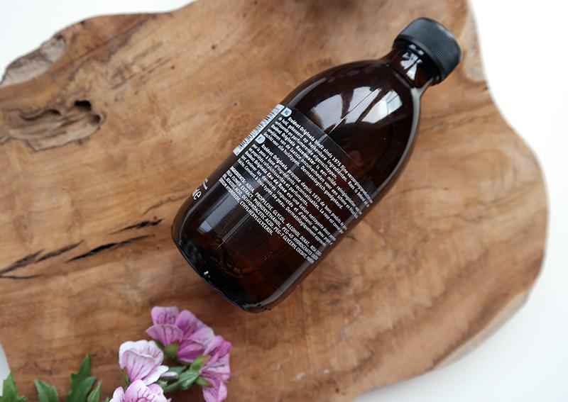 rozenwater ingredient