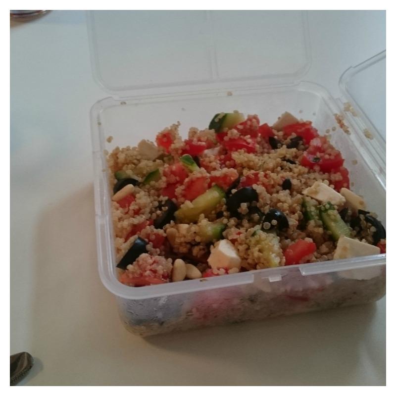 quinoa food