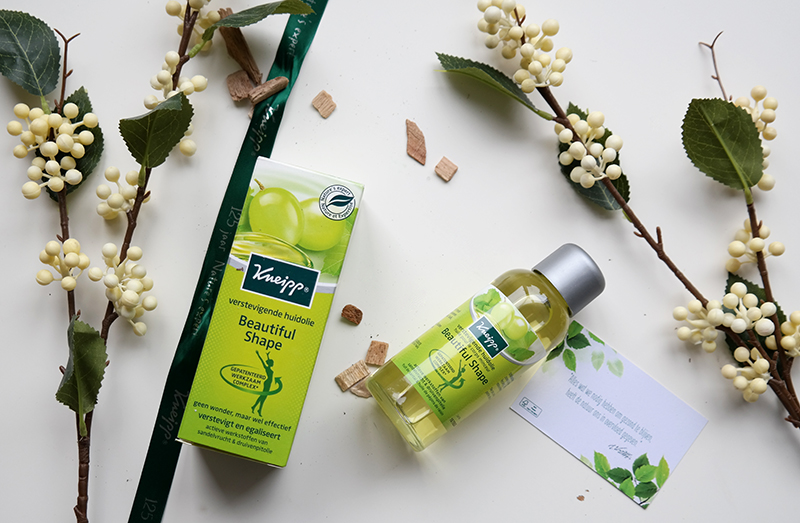 kneipp beautiful shape huidolie