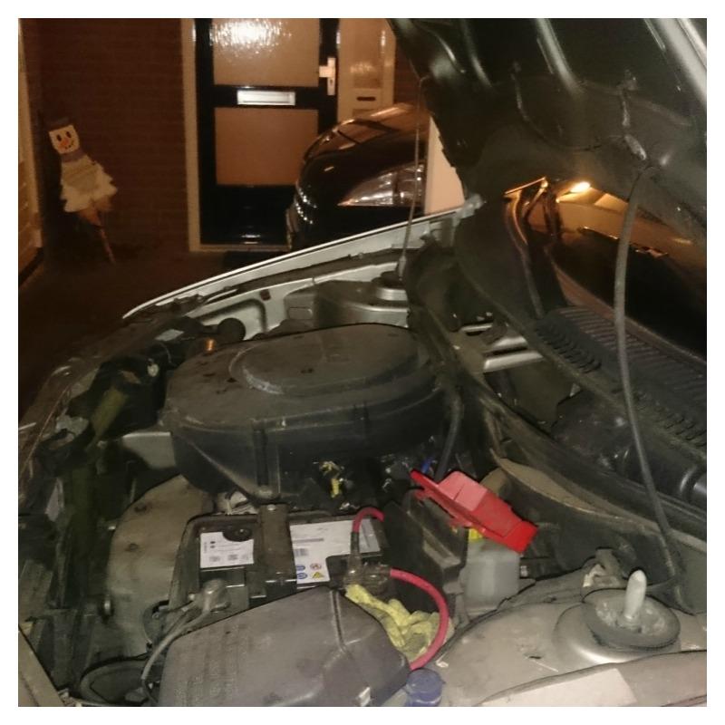 auto motorkap