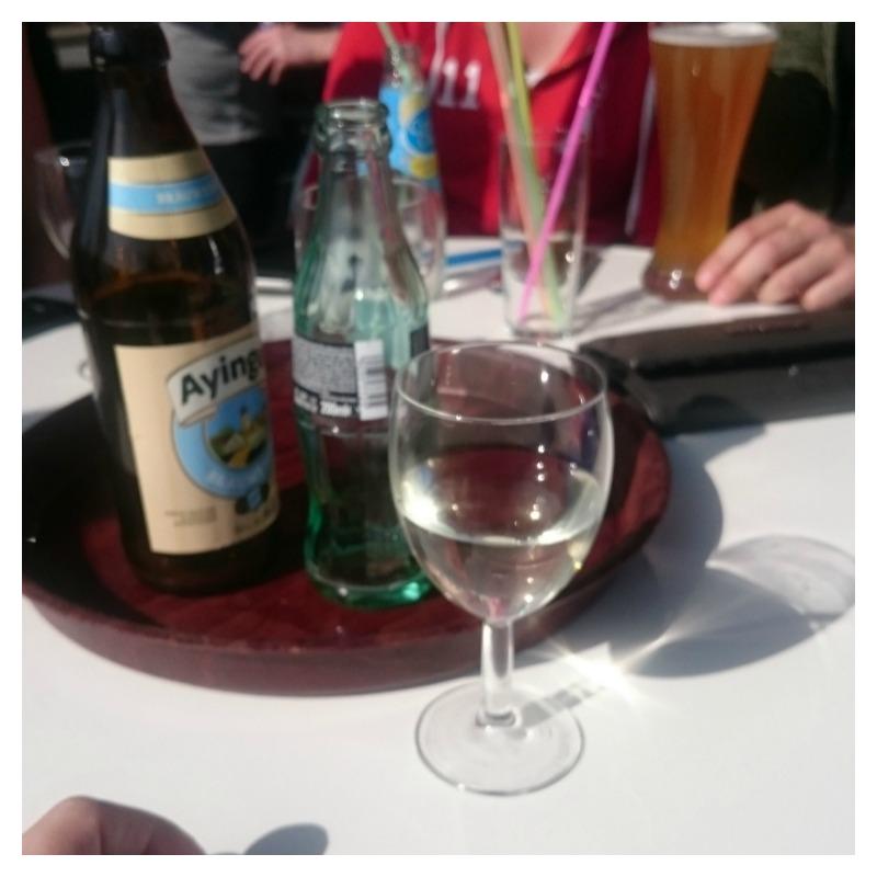 wijn bier fris