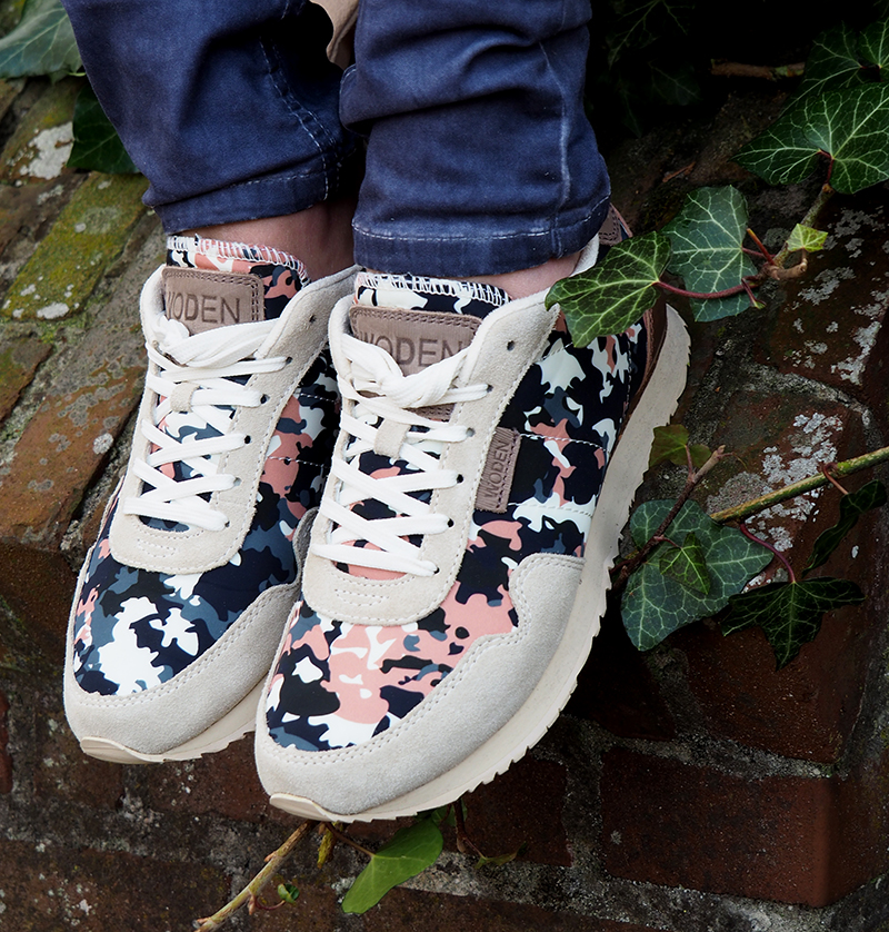 woden sneaker woman