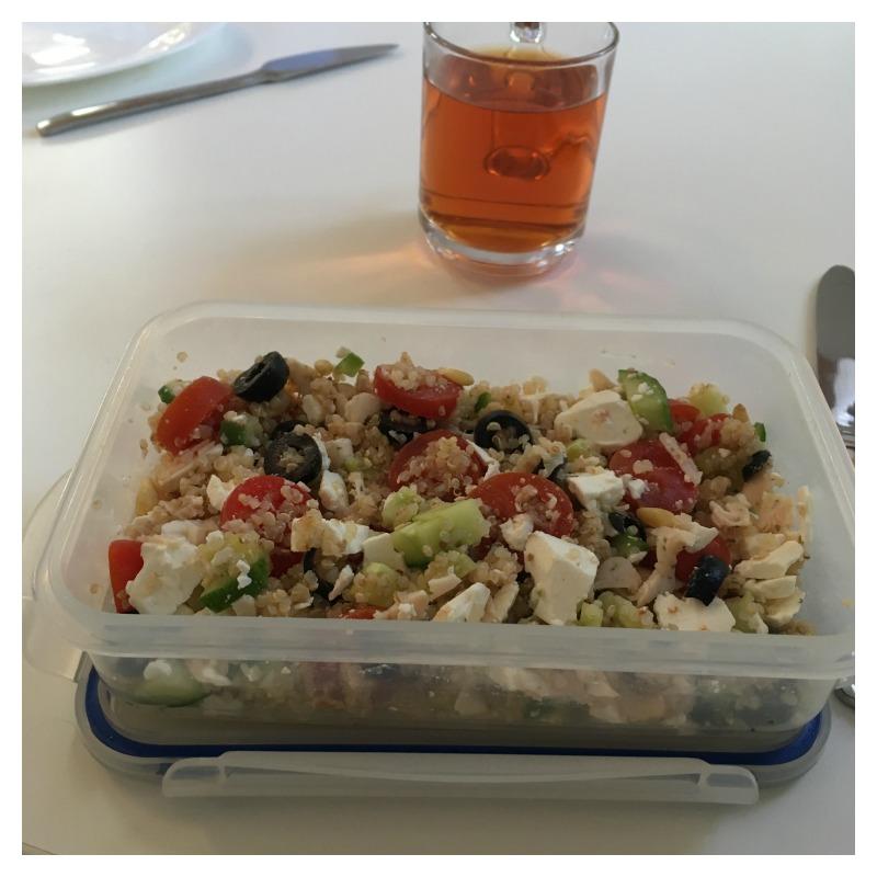 quinoa salade