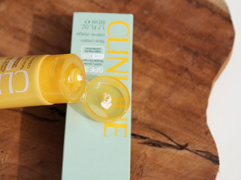 clinique spf 30 face cream