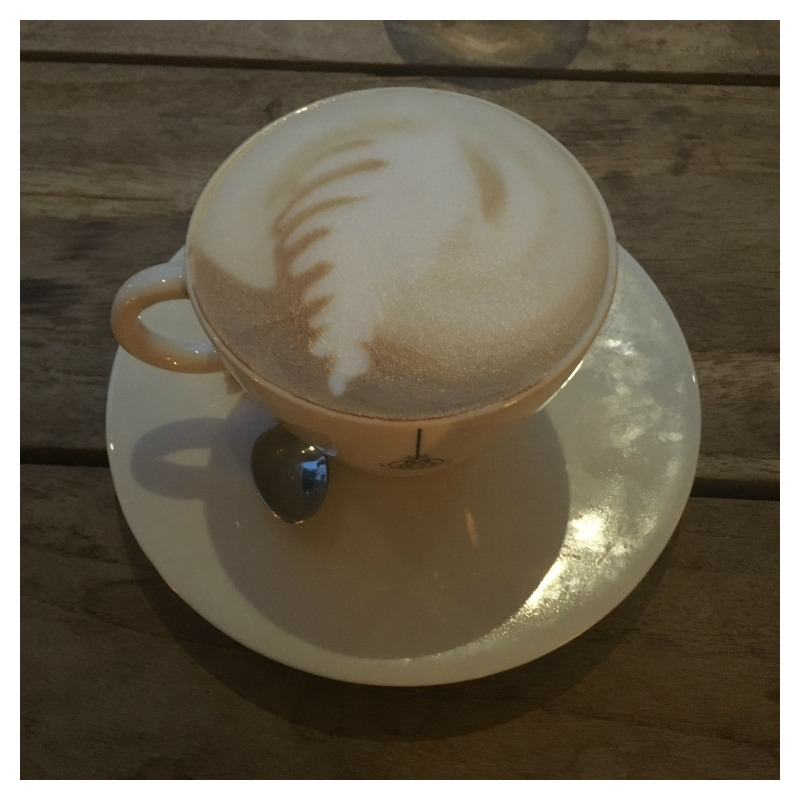 decafe cappuccino