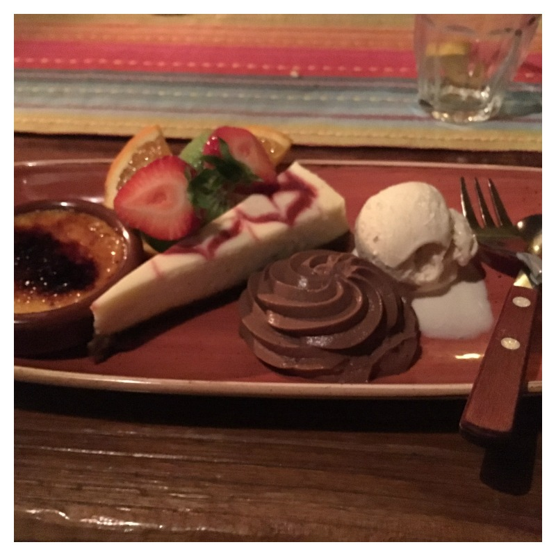 rodeo dessert