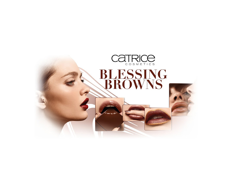 catrice blessing browns