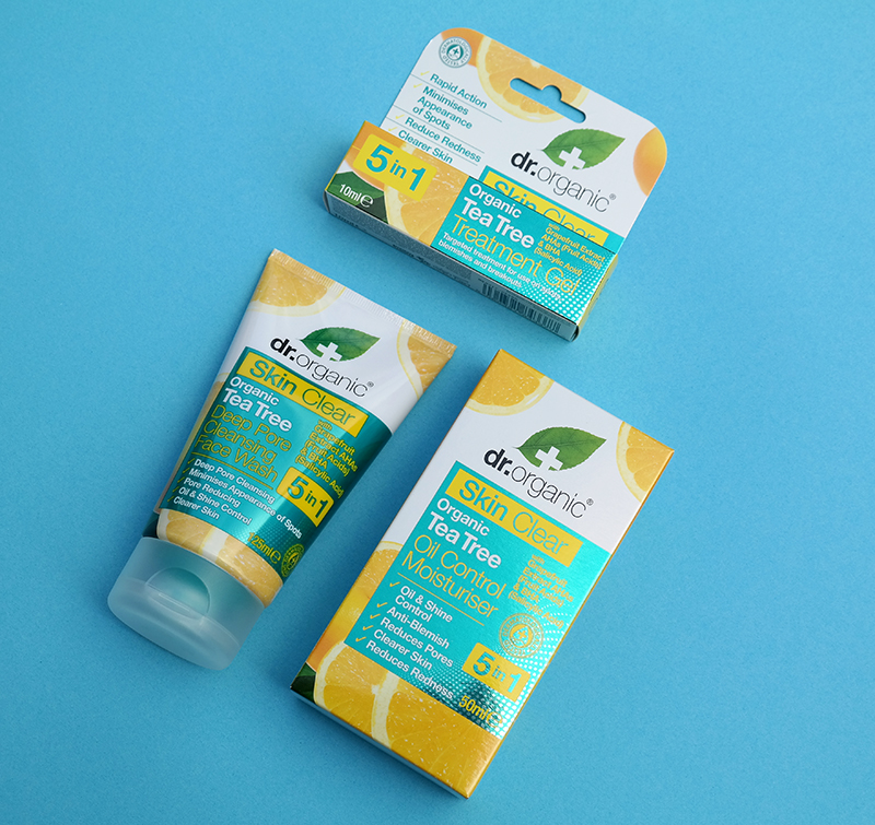 tea tree oil puistjes