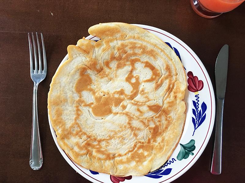 kruidvat pro dynamics protein pancake