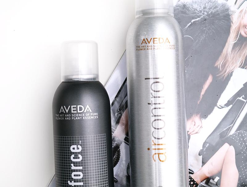 aveda controlforce aircontrol hairspray