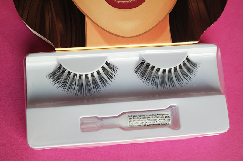 essence bring the lashes