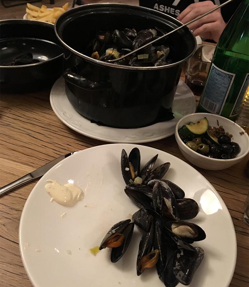 hotspots middelburg renesse restaurant helder mosselen