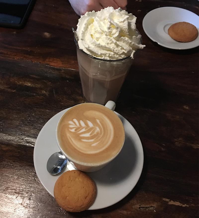 hotspots middelburg robuust cappuccino chocomel