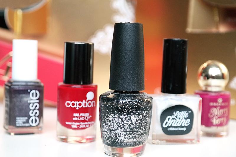 kerst nagellak OPI