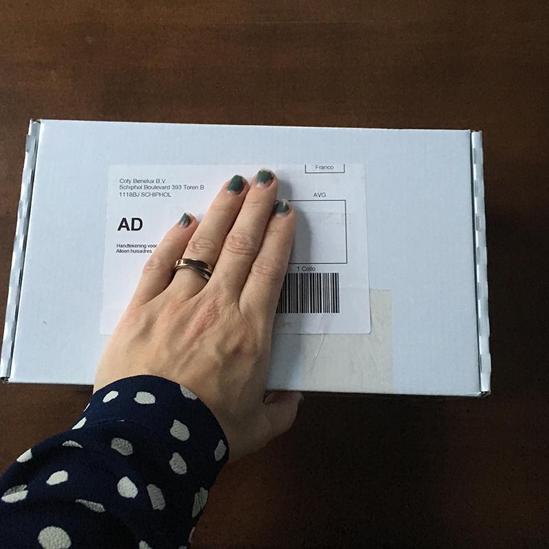 winactie pakket