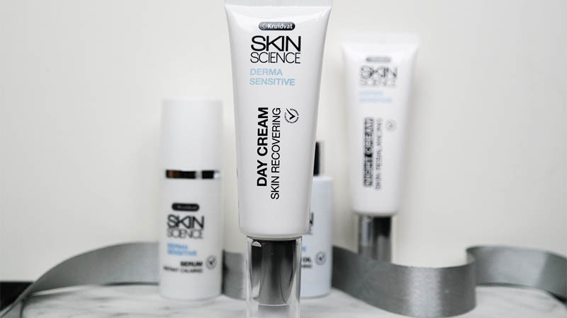 kruidvat skin science derma sensitive