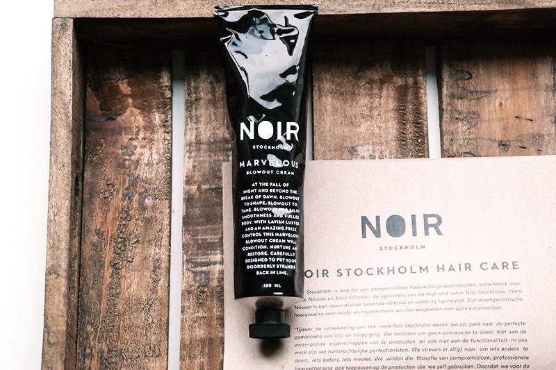 noir stockholm marvelous blowout cream