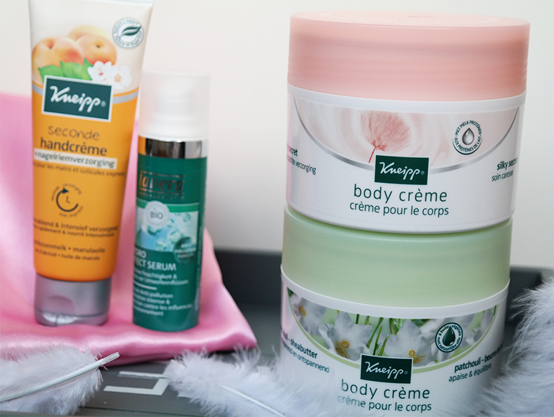 winter essentials kneipp lavera