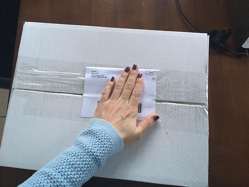 1 pakketje