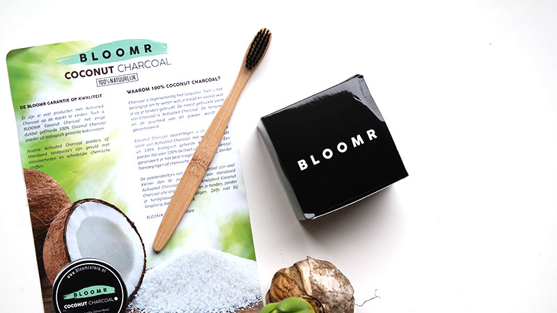 BLOOMR Coconut Charcoal