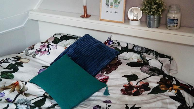 bedroom makeover slaapkamer makeover