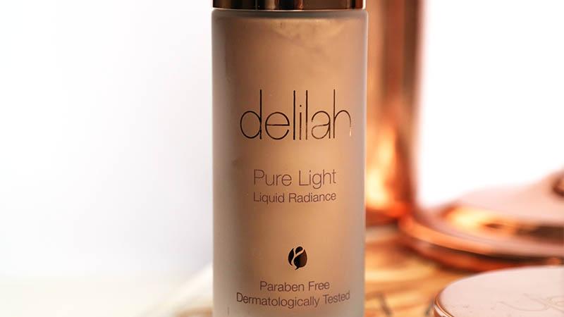 delilah pure light liquid radiance