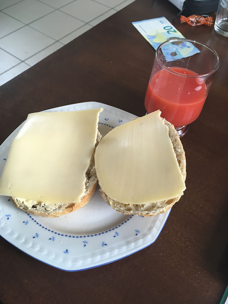 italiaanse bol kaas