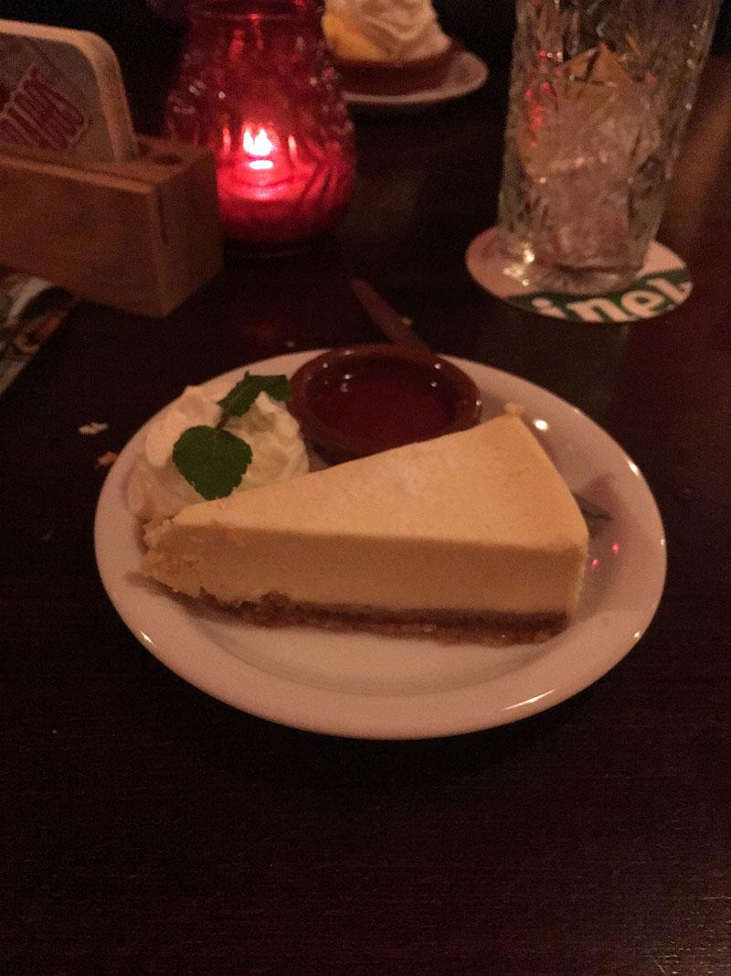 cheesecake la cubanita