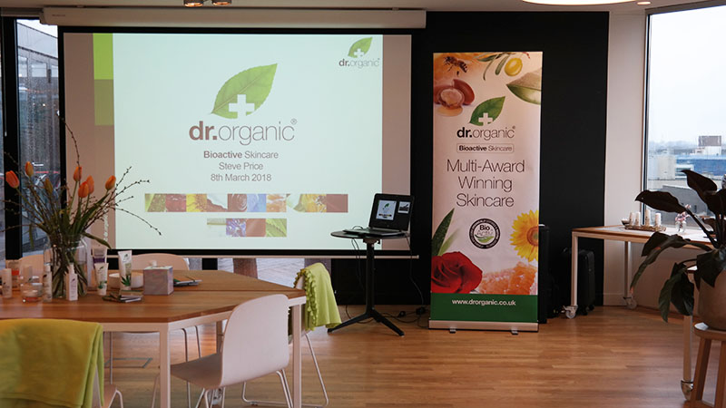 MVPR Dr. Organic