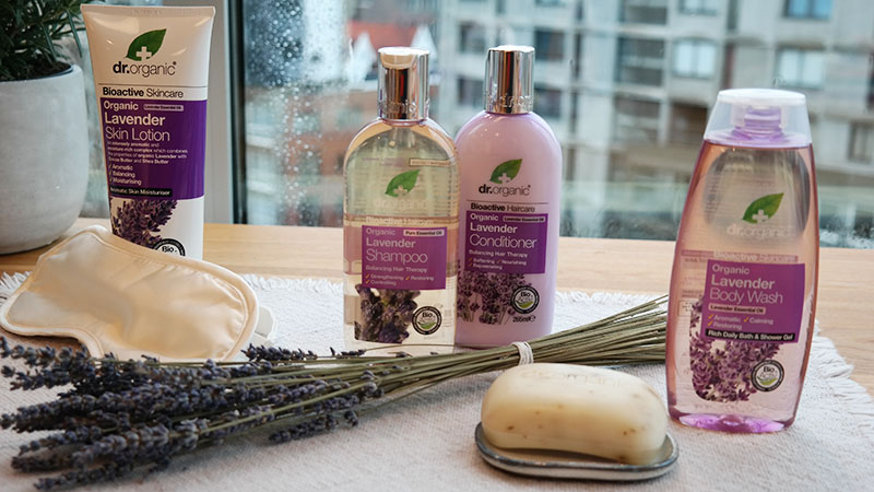 dr. organic lavendel